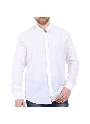Robe di Kappa Rdk Gömlek Kackenzıe  Beyaz